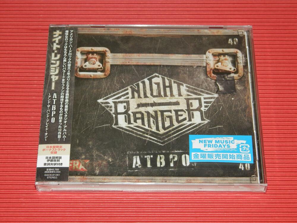 Night Ranger - Atbpo (Bonus Track) (Jpn)