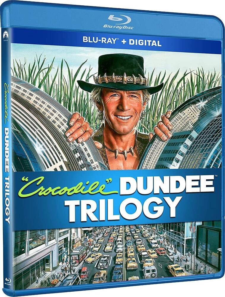 Crocodile Dundee Trilogy - Crocodile Dundee Trilogy (3pc) / (Coll 3pk Ac3 Ws)