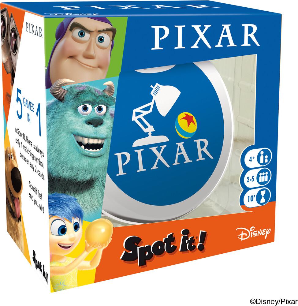 Spot It! World of Pixar (Box) - Spot It! World Of Pixar (Box) (Crdg)