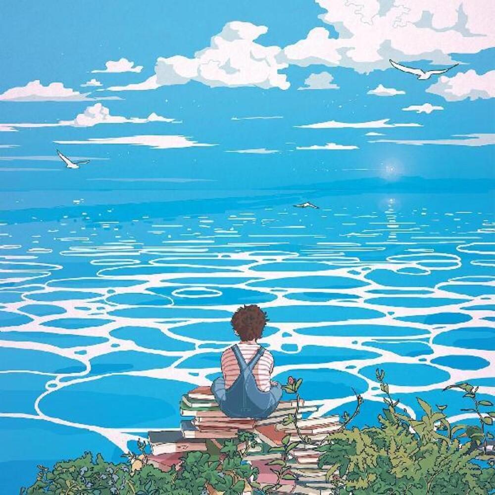 Santpoort - Ocean Tales (Blue) [Colored Vinyl] (Uk)