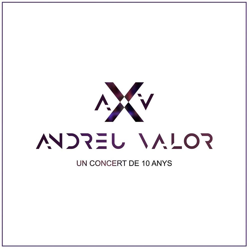 Andreu Valor - Un Concert De 10 Amys (W/Dvd) (Spa)