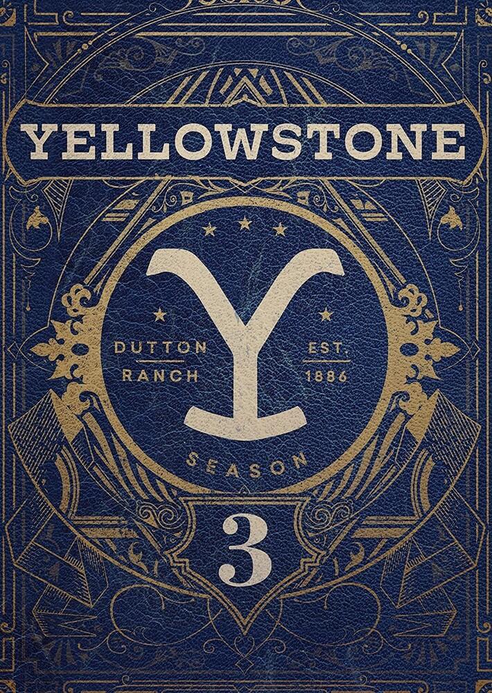 Yellowstone: Season Three - Yellowstone: Season Three (4pc) / (Box Spec Ac3)