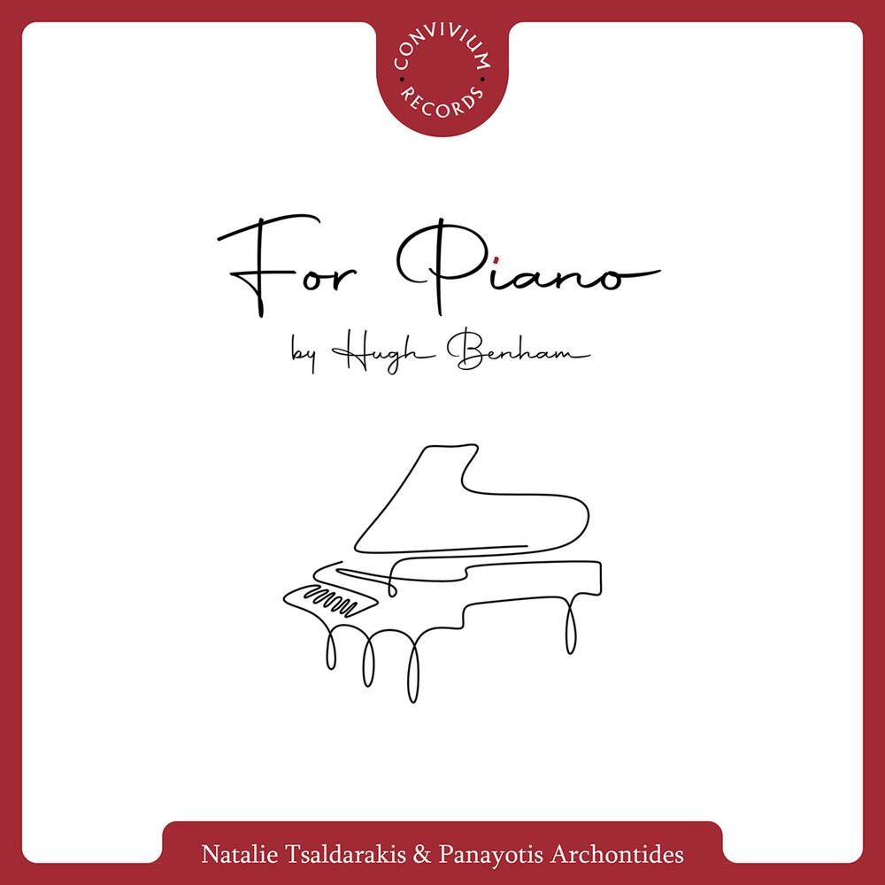 Benham / Tsaldarakis / Archontides - For Piano