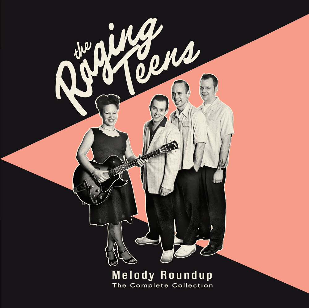 Raging Teens - Melody Roundup: Complete Collection (2pk)