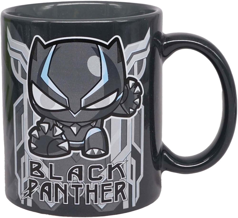 Marvel Mini Heroes Black Panther Mug (11 Oz) - Marvel Mini Heroes Black Panther Mug (11 Oz) (Mug)