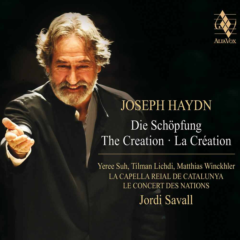 Le Concert Des Nations - Haydn: The Creation