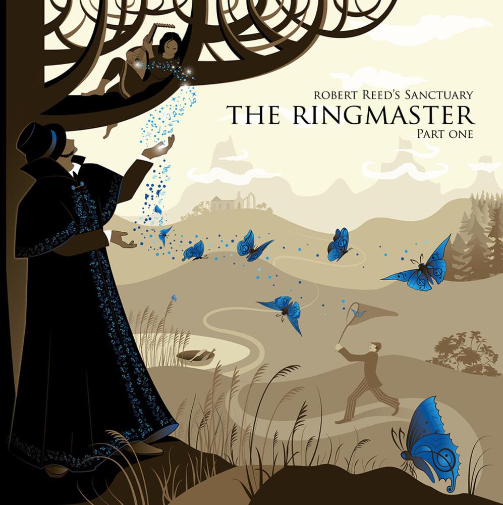 Robert Reed - Robert Reed: The Ringmaster Part One (W/Dvd) (Uk)