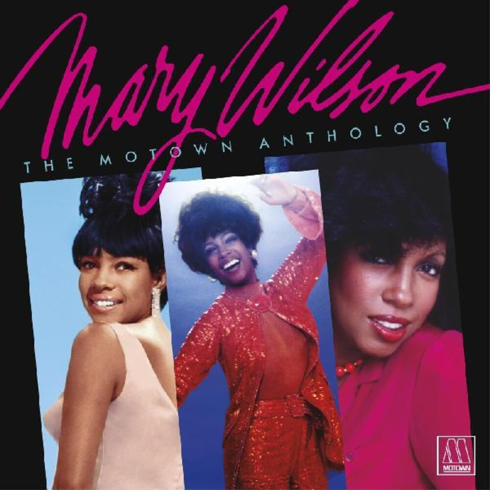 Mary Wilson - Motown Anthology (W/Book)