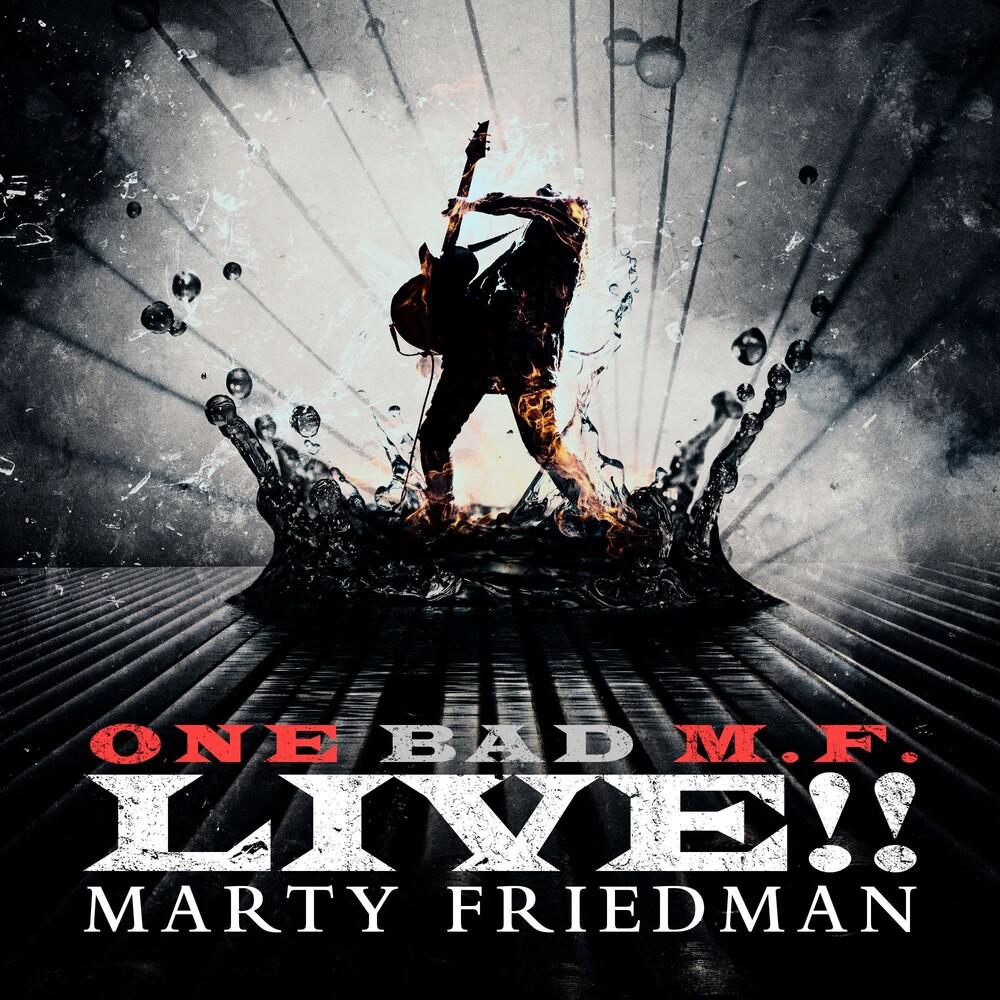 Marty Friedman - One Bad M.f. Live