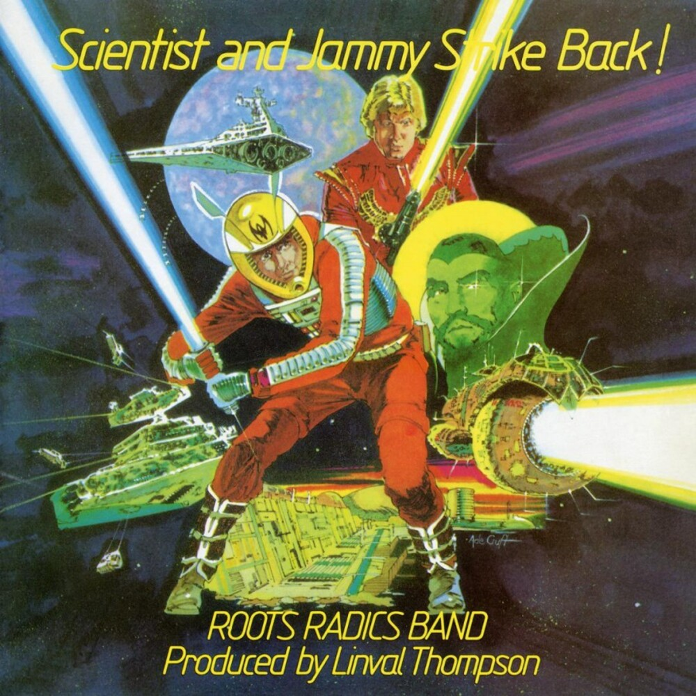 Scientist & Prince Jammy - Scientist & Prince Jammy Strike Back (Hol)