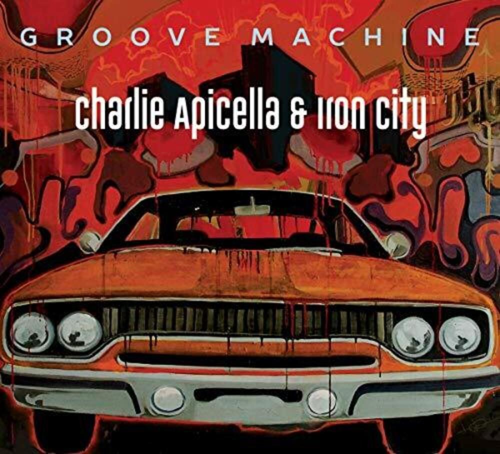Charlie Apicella - Groove Machine