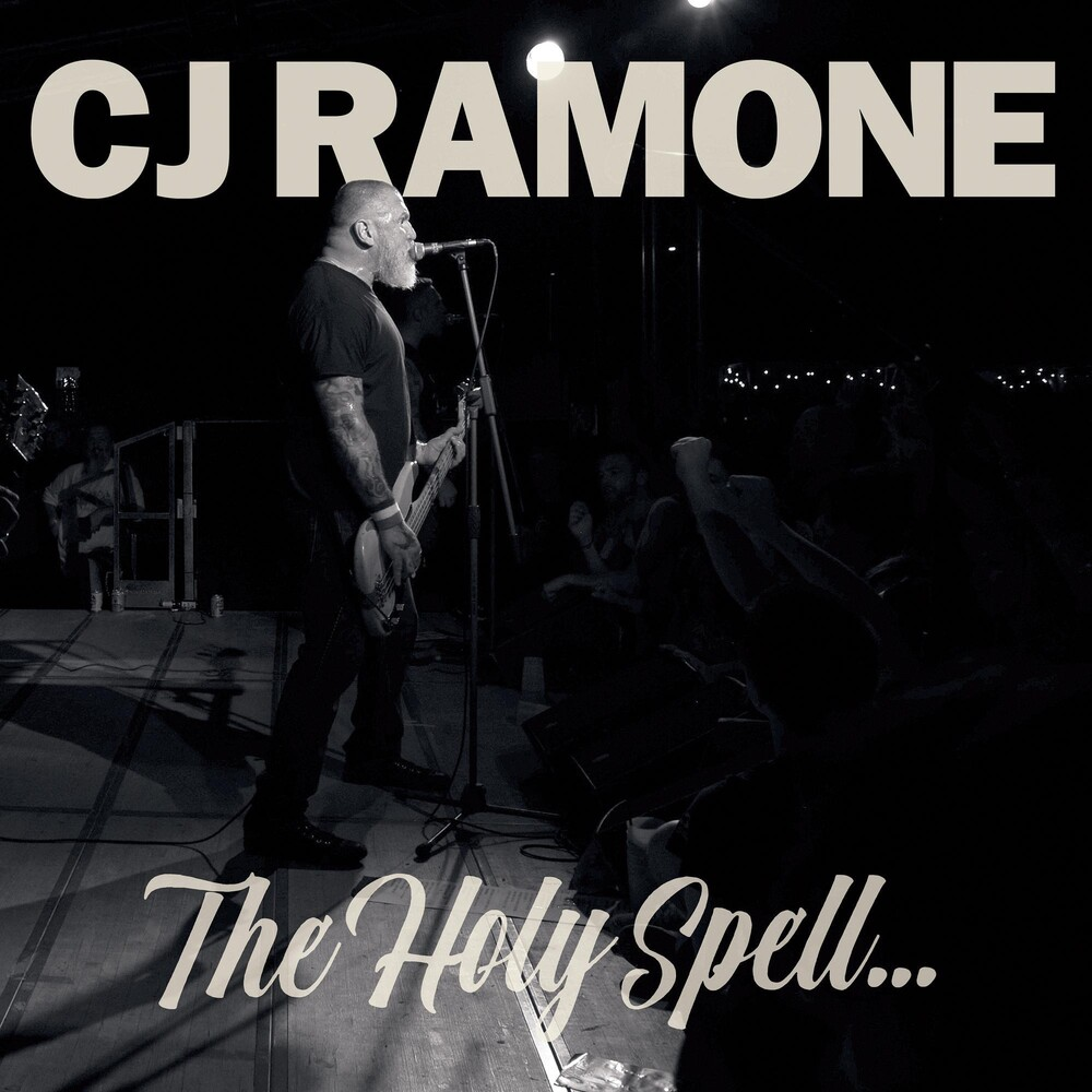 CJ Ramone - The Holy Spell... [LP]