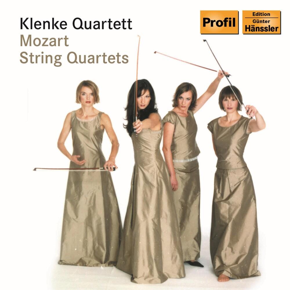 Klenke Quartett - Mozart String Quartets