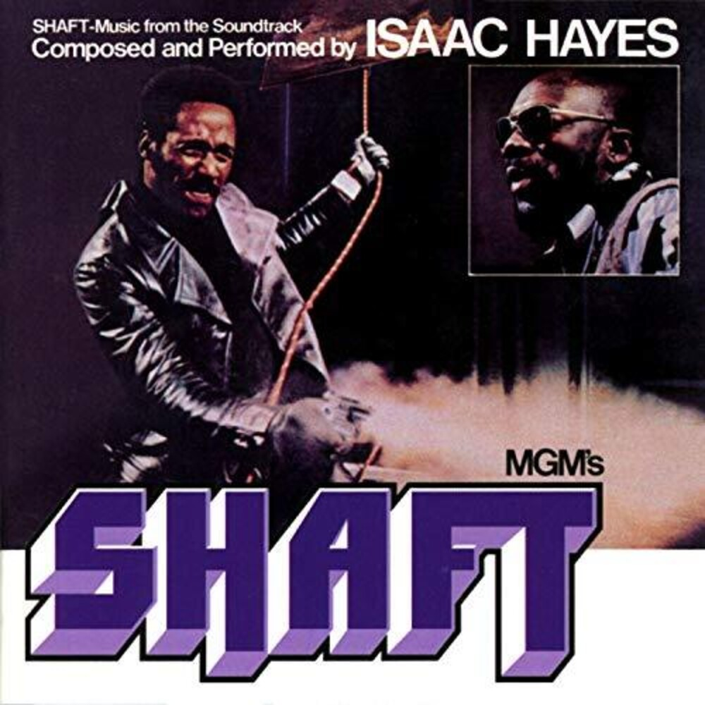 Isaac Hayes - Shaft [Soundtrack]