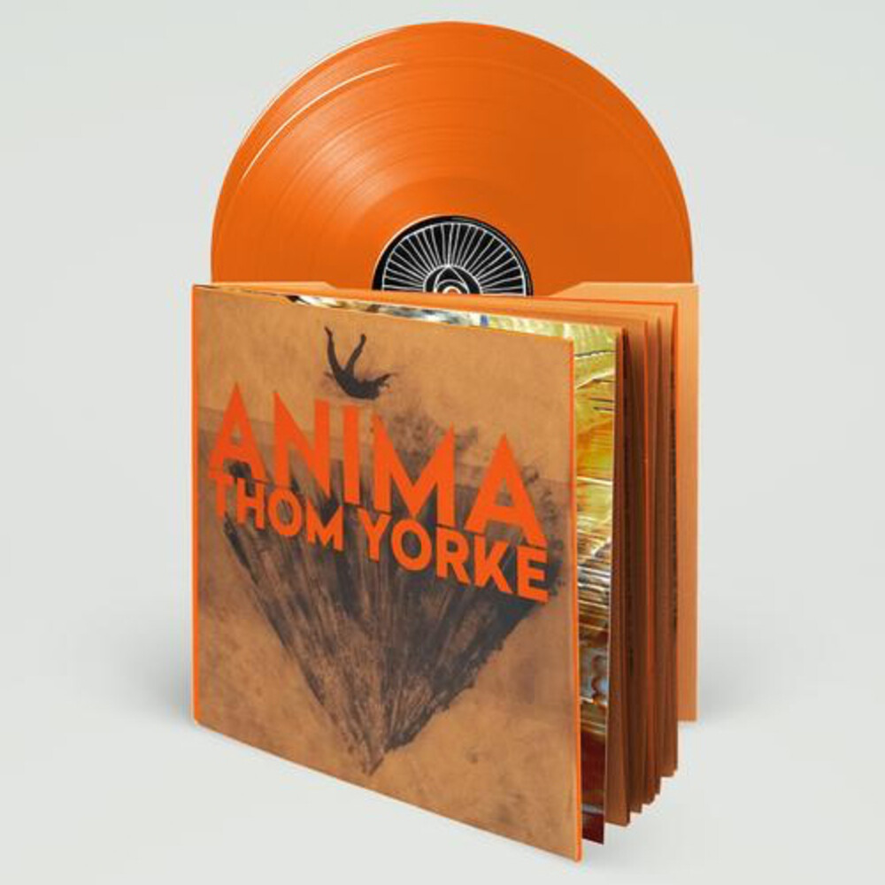 Thom Yorke - ANIMA [Limited Edition Deluxe Orange 2LP]