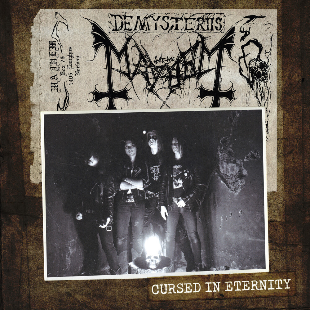 Mayhem - Cursed In Eternity (Box) (Ofgv) [With Booklet] (Uk)