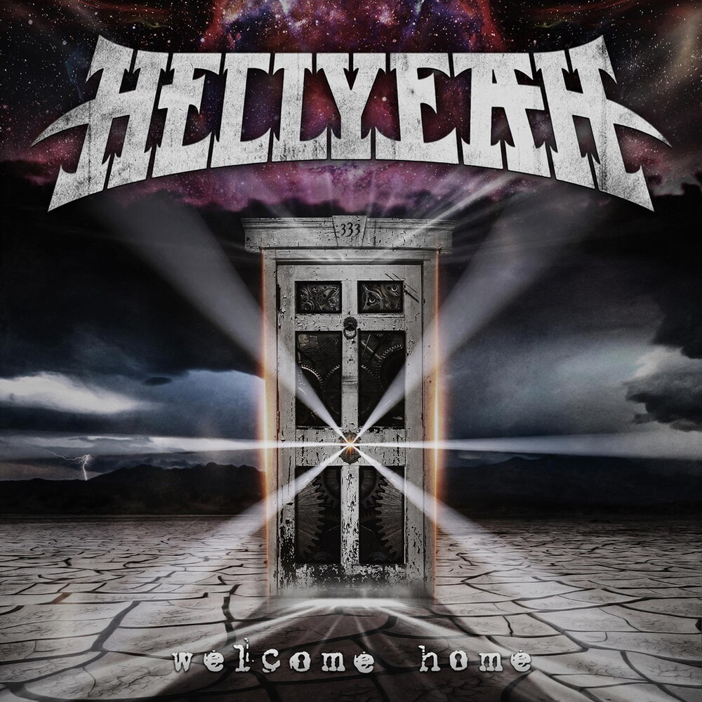 HELLYEAH - Welcome Home [LP]