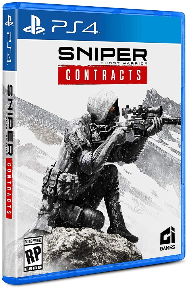 - Sniper Ghost Warrior Contracts for PlayStation 4