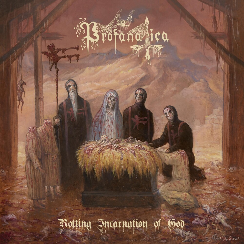 Profanatica - Rotting Incarnation Of God [LP]