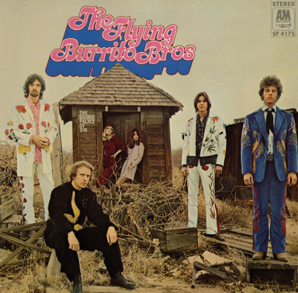 The Flying Burrito Brothers - Gilded Palace Of Sin