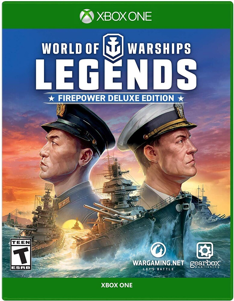 Xb1 World of Warships Legends - World Or Warships Legends