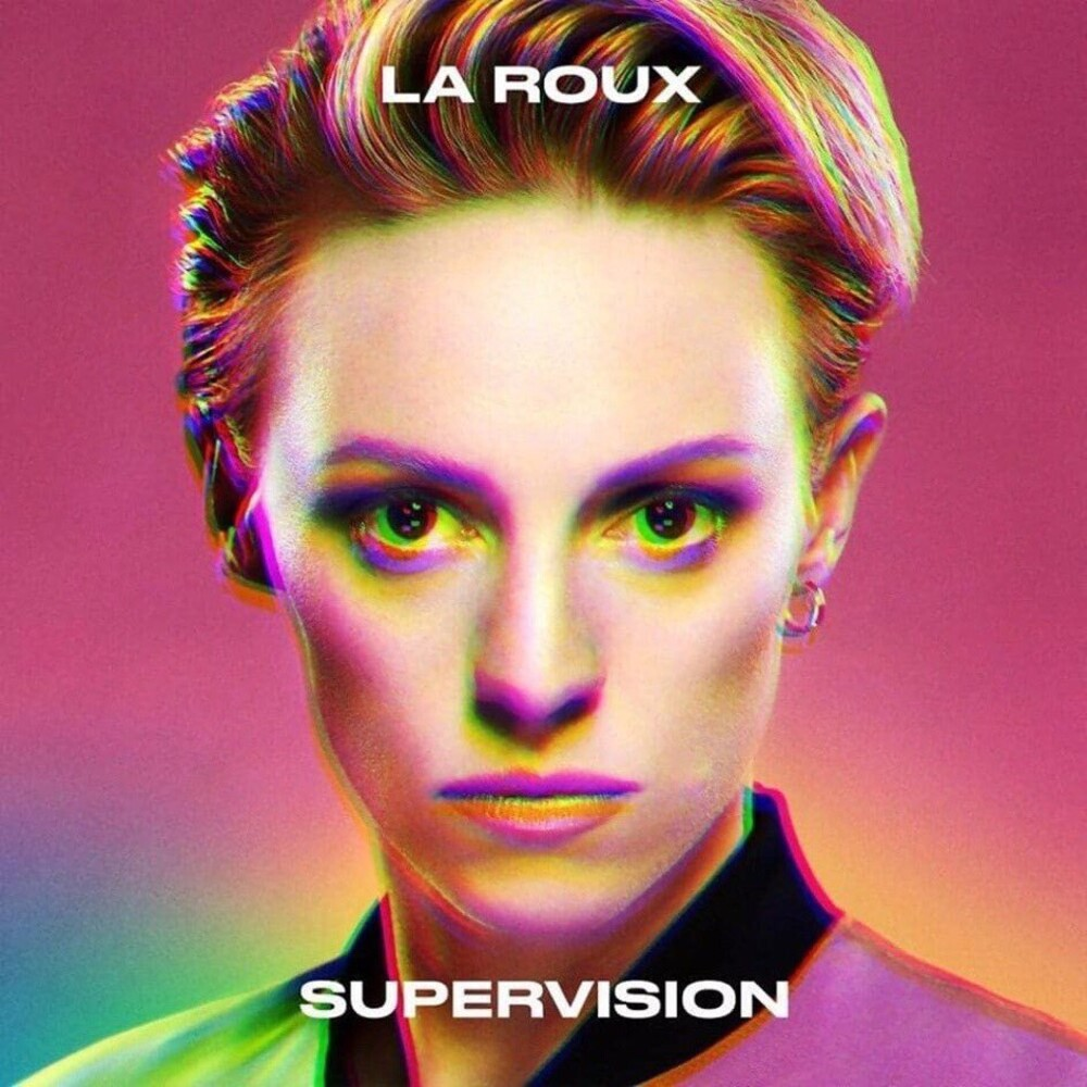 La Roux - Supervision [Indie Exclusive Limited Edition CD + Supercolour Records Patch]