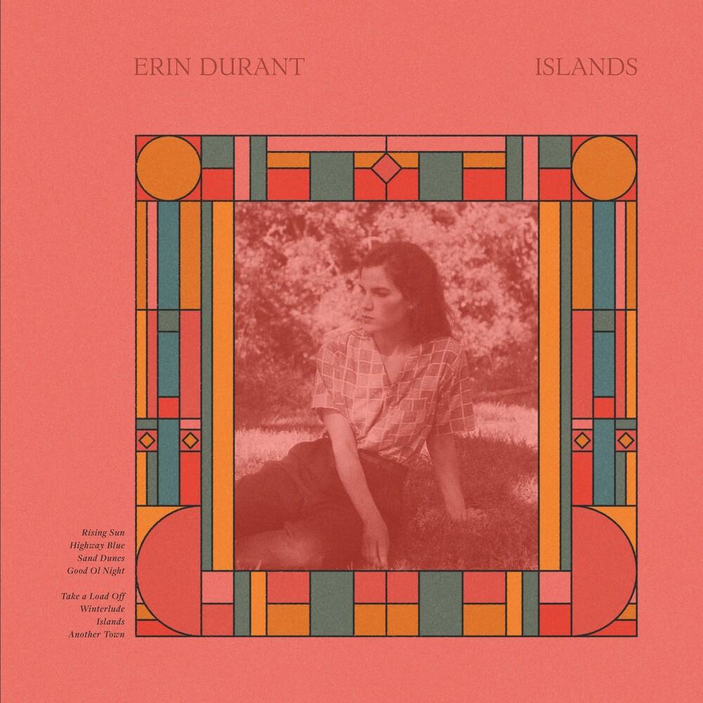 Erin Durant - Islands (Color Vinyl) (Blk) [Colored Vinyl] (Wht)