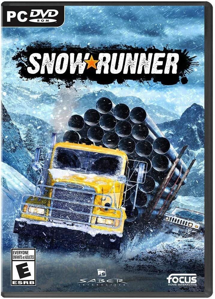- Snowrunner for PC