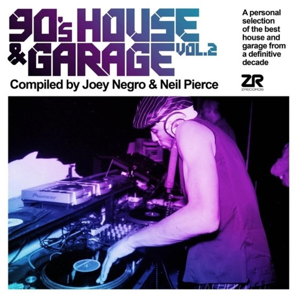 Joey Negro & Pierce,Neil - 90's House & Garage 2 (2pk)