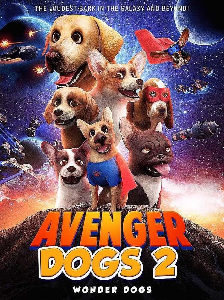 - Avenger Dogs 2: Wonder Dog