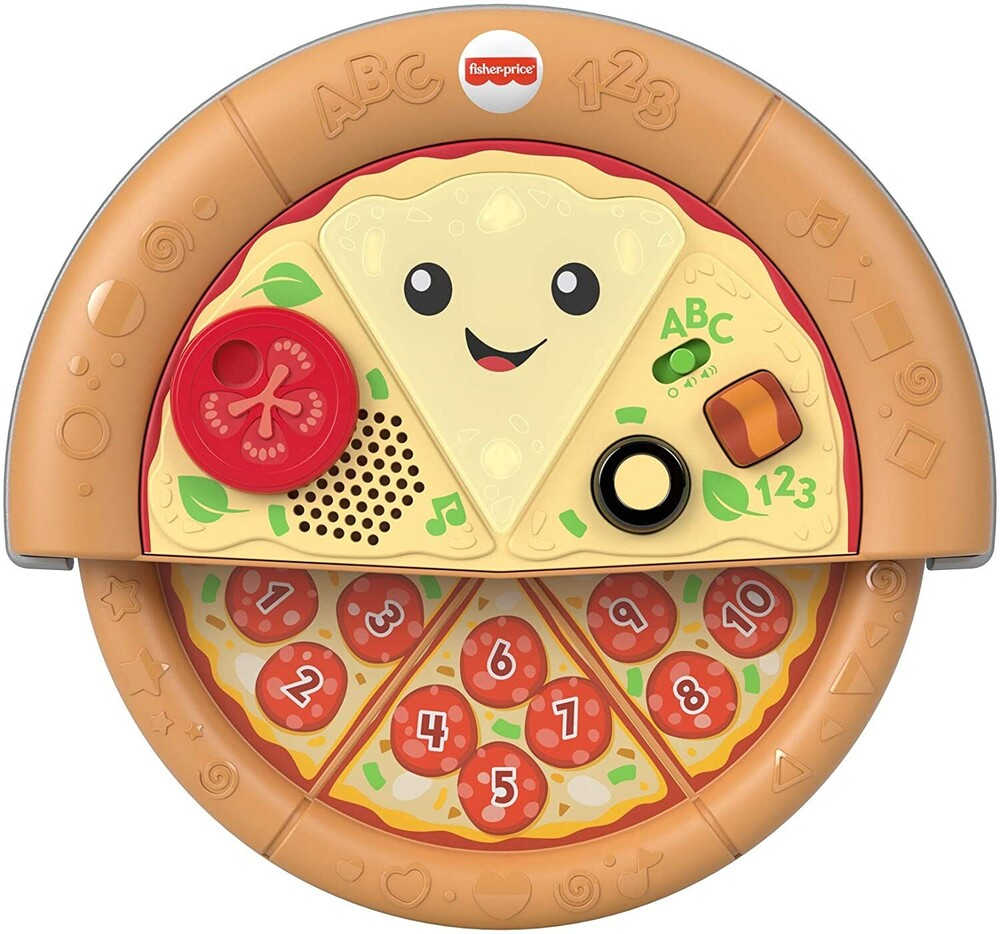 Laugh & Learn - Fisher Price - Laugh N Learn Pizza