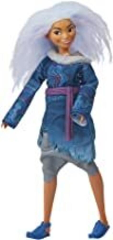 Raya and the Last Dragon - Hasbro - Raya And The Last Dragon: Intro Doll Sisu (Disney Princess)