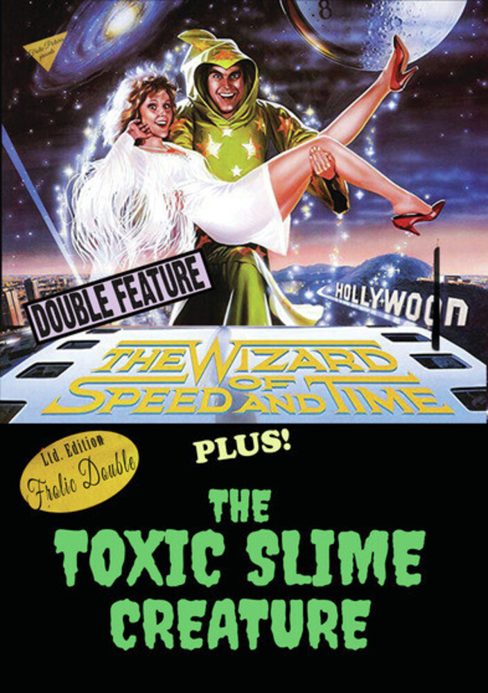 Wizard of Speed & Time / Toxic Slime Creature - Wizard Of Speed & Time / Toxic Slime Creature