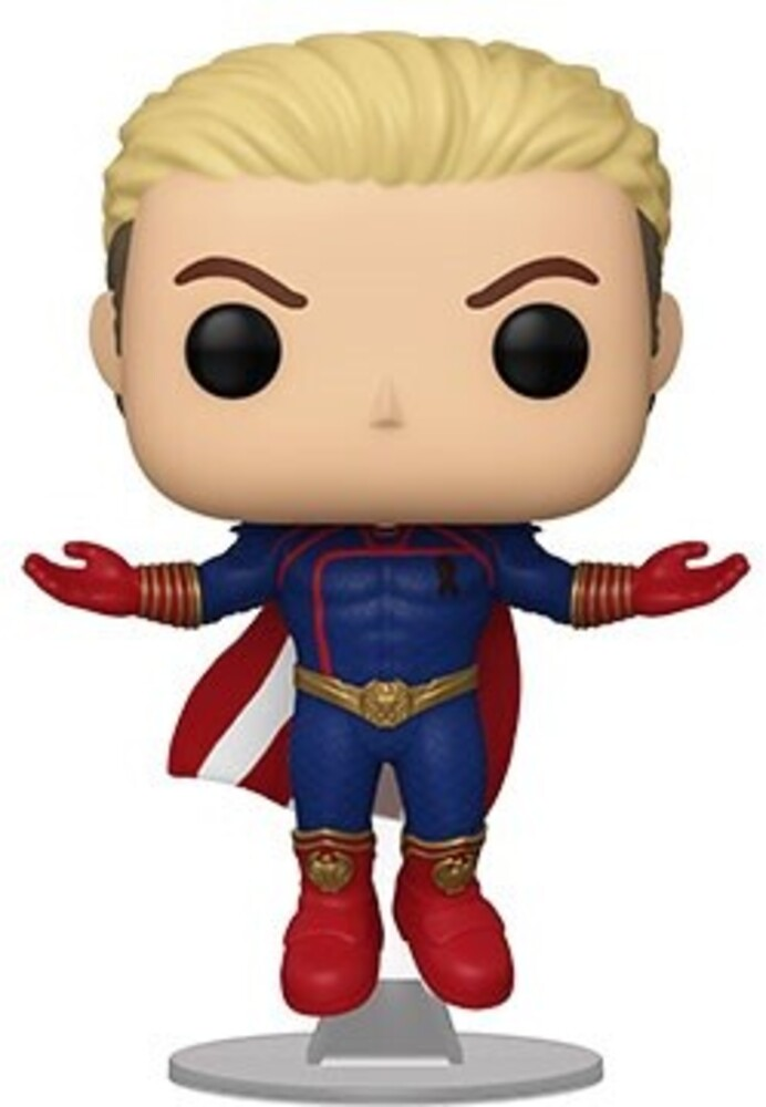 - FUNKO POP! TELEVISION: The Boys - Homelander Levitating