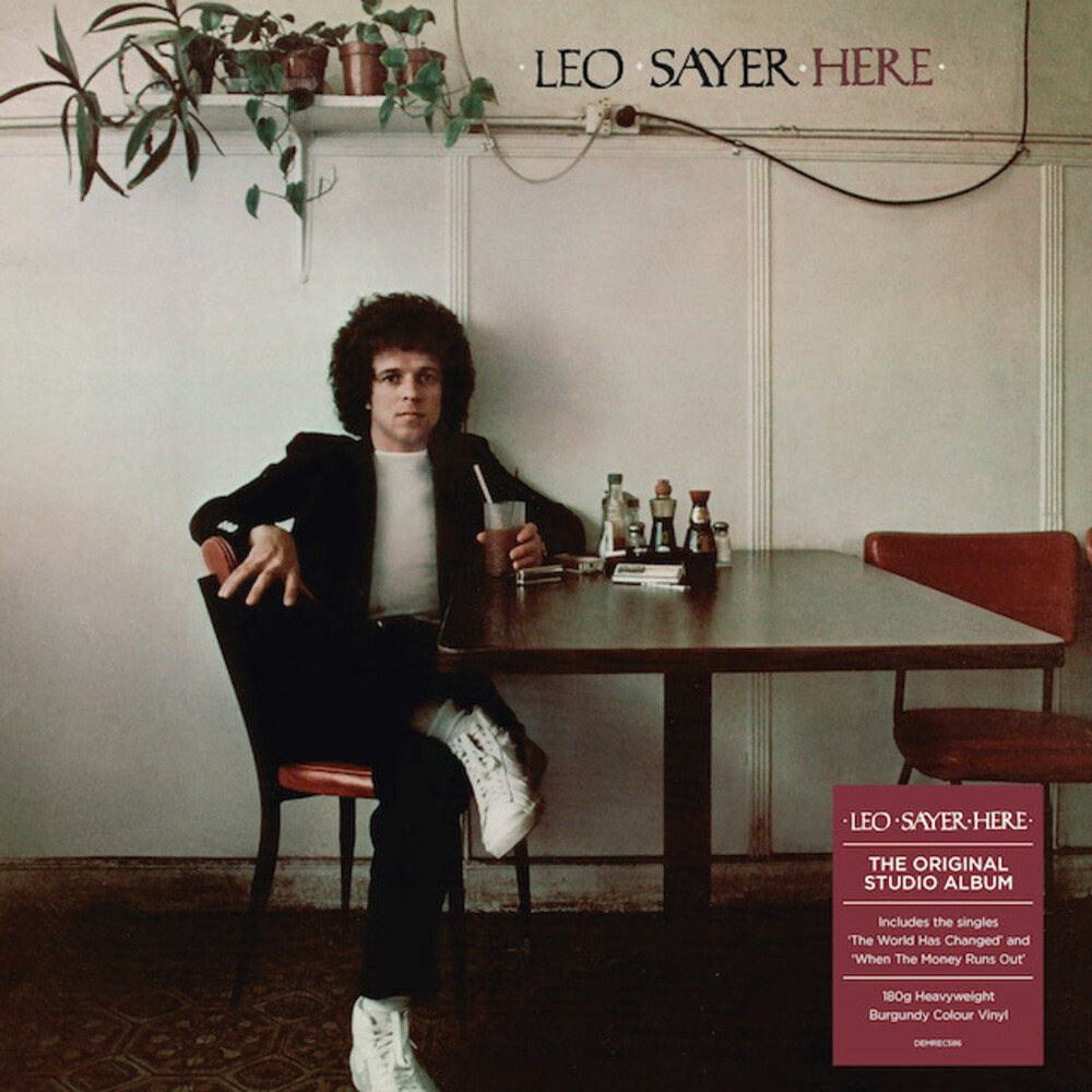 Leo Sayer - Here (Burg) [Colored Vinyl] (Uk)