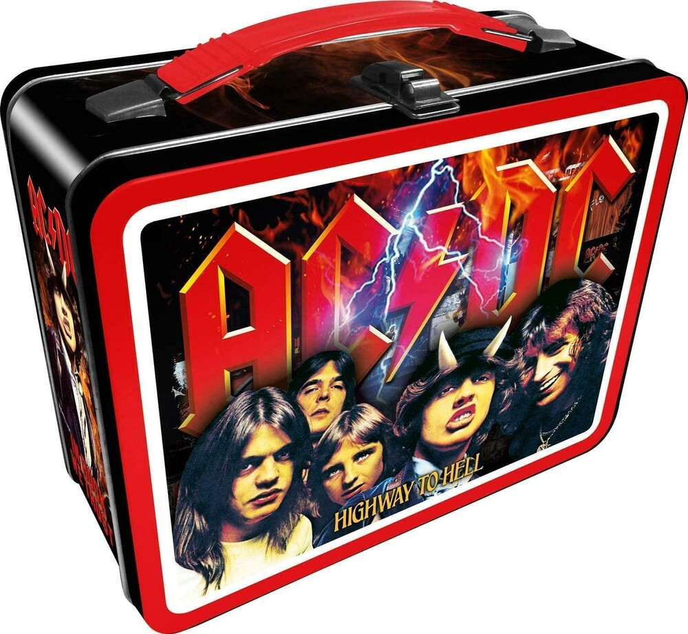 - AC/DC Highway To Hell Gen 2 Fun Box