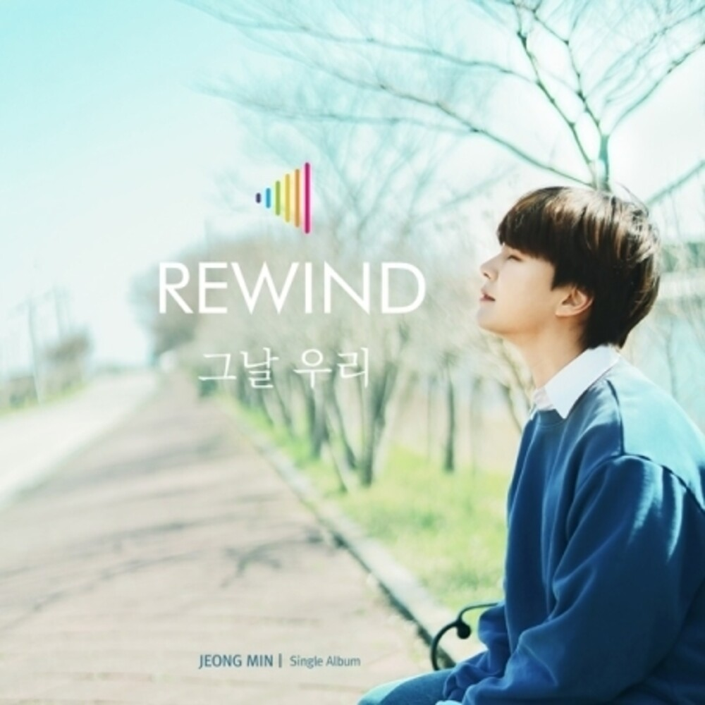 Jeong Min - Rewind [With Booklet] (Asia)