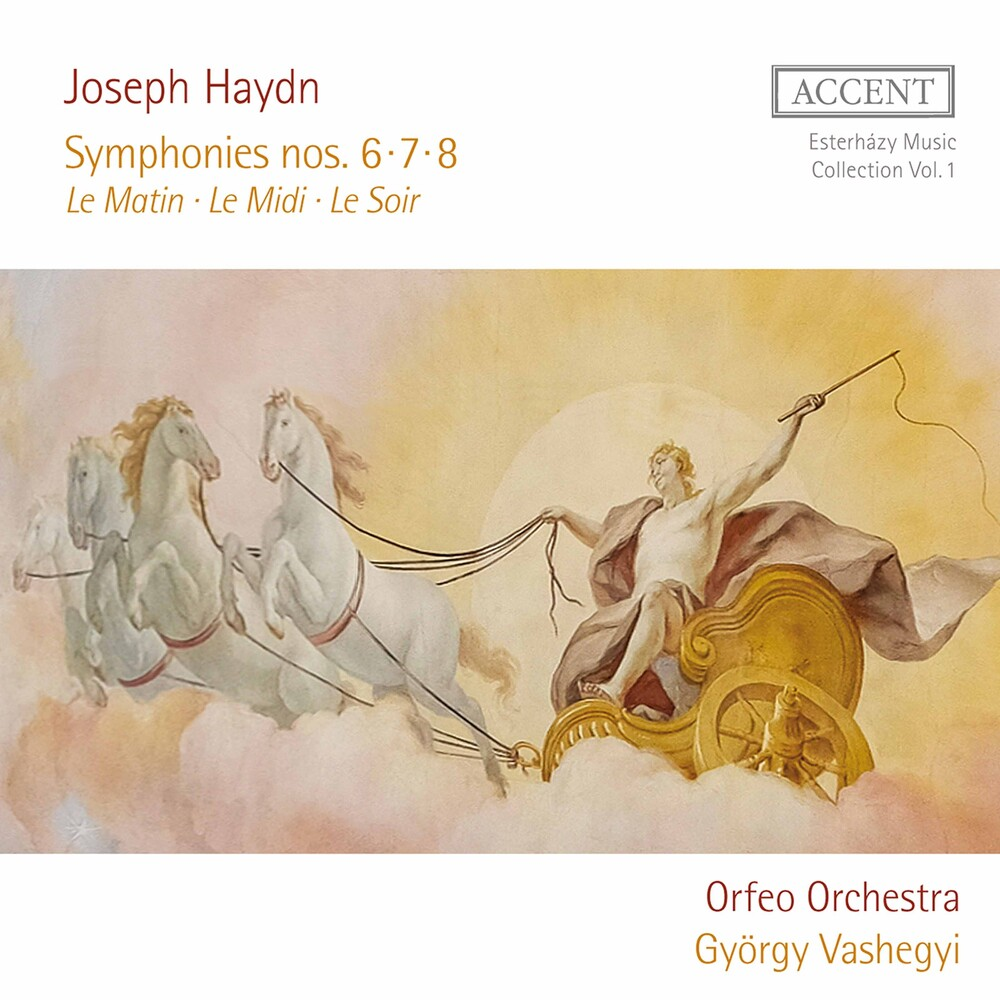 Orfeo Orchestra - Symphonies 6-8
