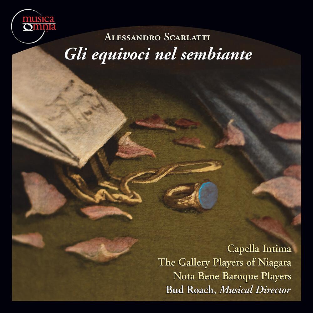 Scarlatti / Capella Intima / Roach - Gli Equivoci Nel Sembiante (2pk)