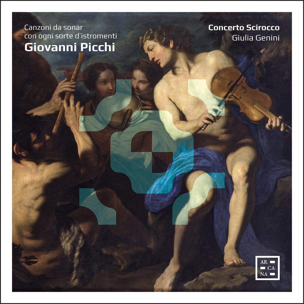 Picchi / Concerto Scirocco / Genini - Canzoni Da Sonar