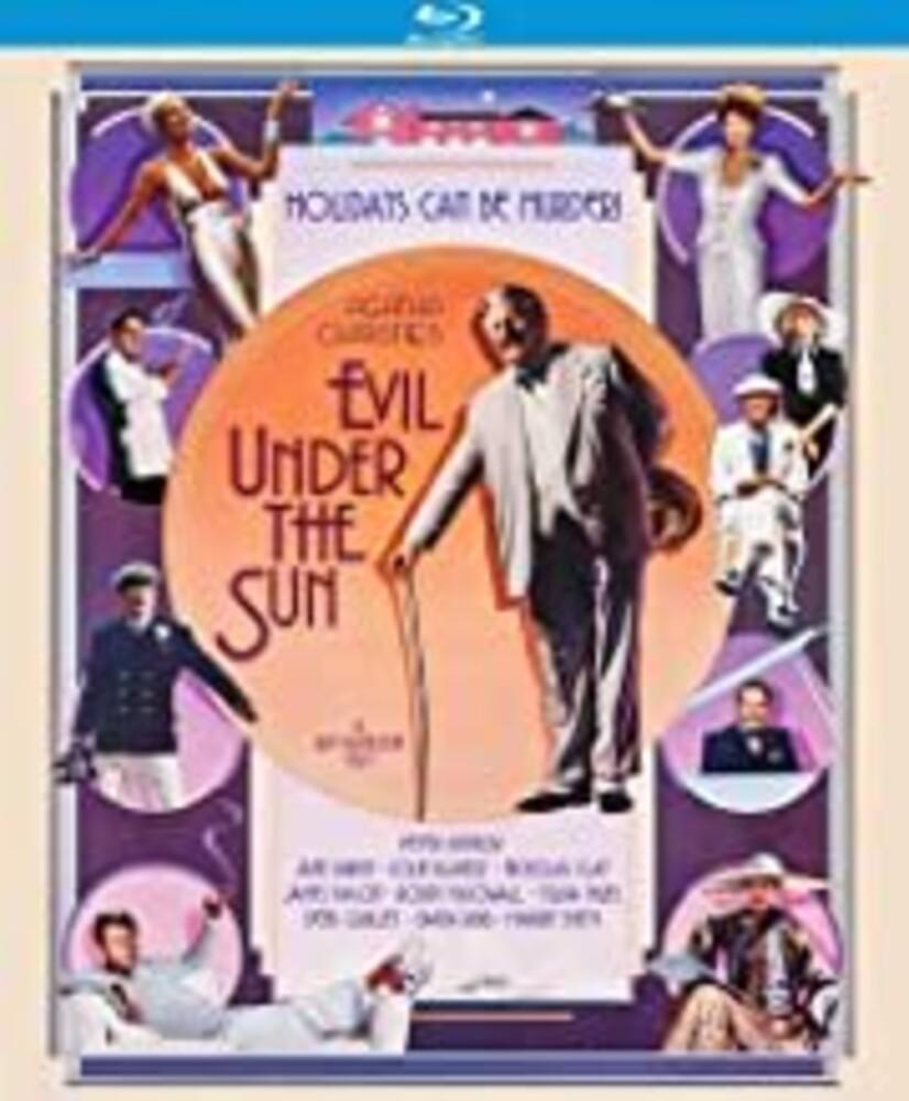 - Evil Under The Sun (1982) / (Spec)
