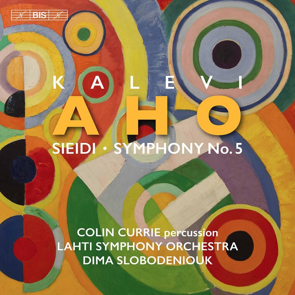 Colin Currie - Sieidi / Symphony 5