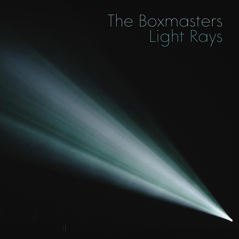 The Boxmasters - Light Rays [LP]