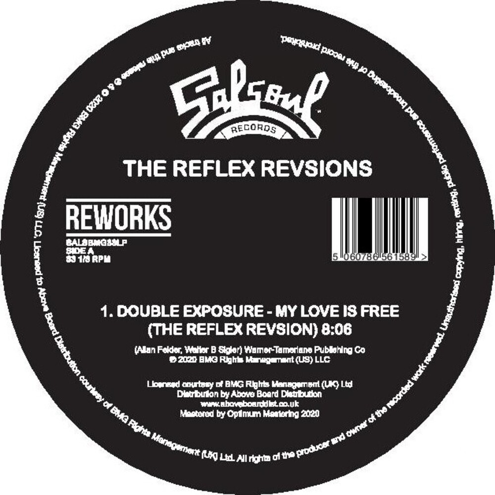 Salsoul The Reflex Revisions Part 2 / Various - Salsoul: The Reflex Revisions Part 2 / Various