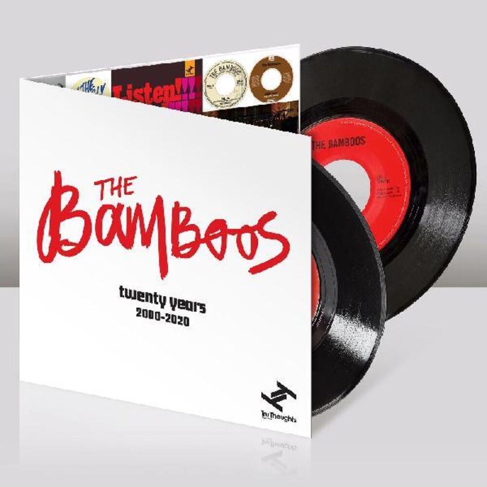 Bamboos - Twenty Years 2000 - 2020 (Gate)