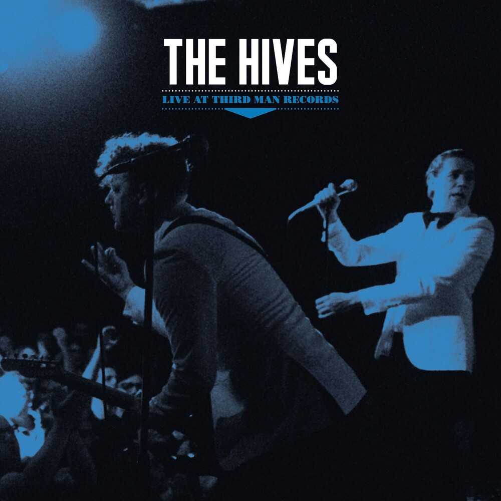 The Hives - Live At Third Man Records [LP]