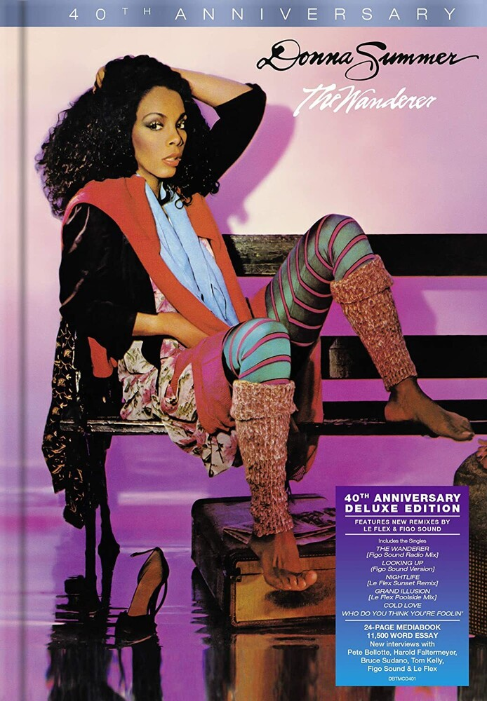 Donna Summer - Wanderer: 40th Anniversary (Medb) (Uk)