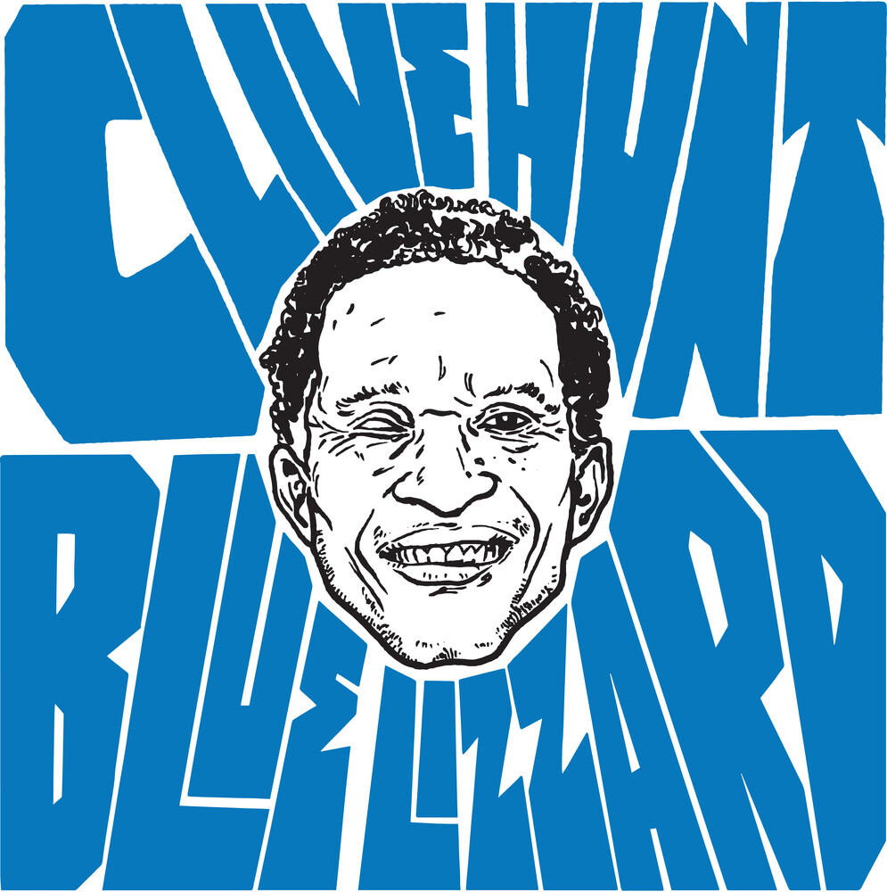 Clive Hunt - Blue Lizzard