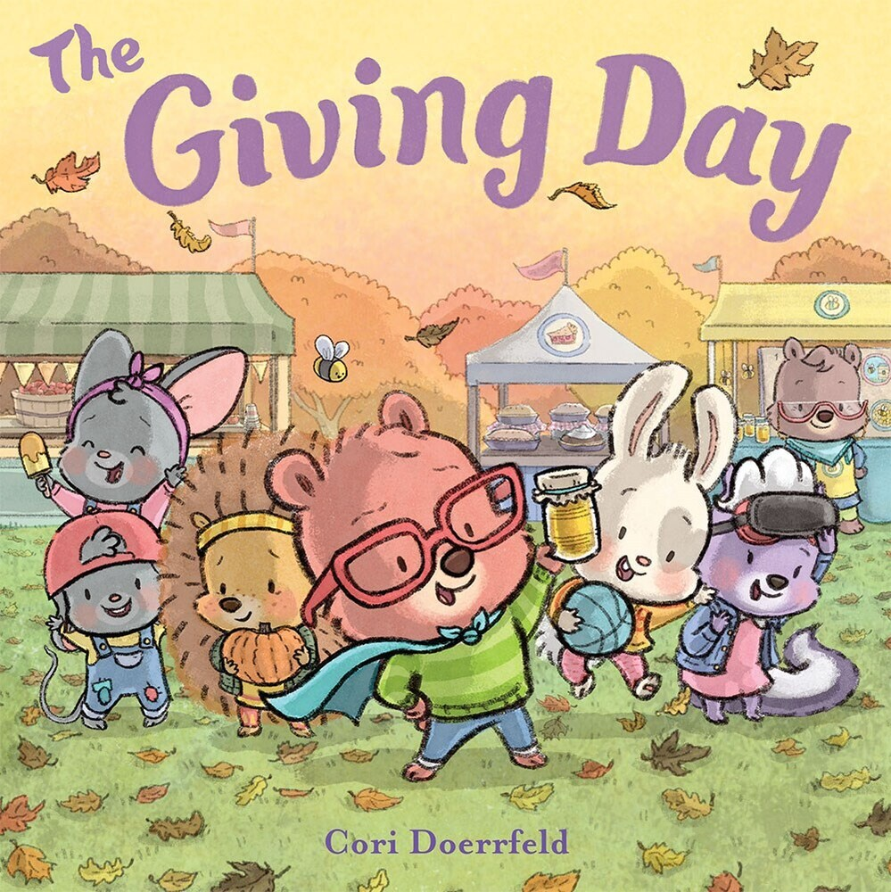 - The Giving Day: A Cubby Hill Tale