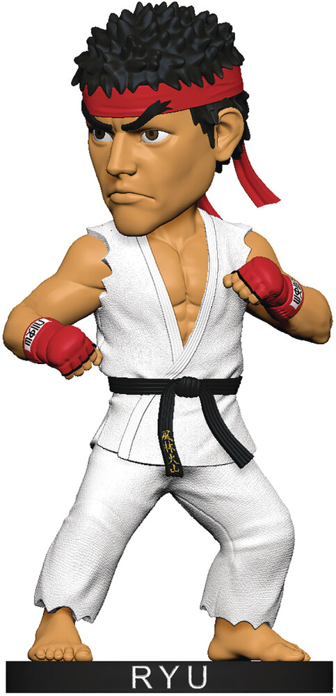 - Icon Heroes - Street Fighter Ryu Bobble Head